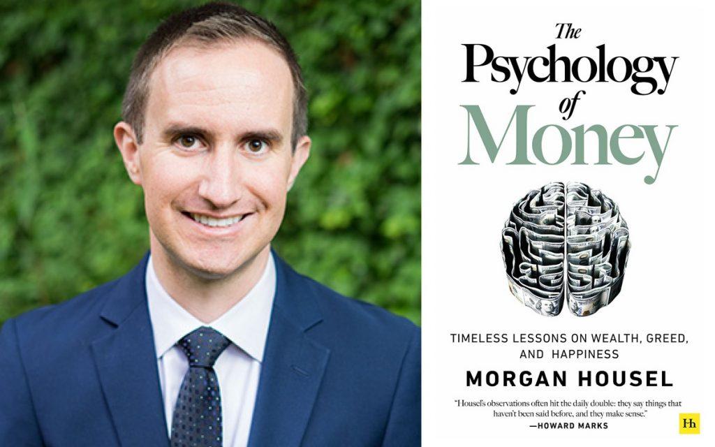 image: Morgan Housel - The Psychology of Money