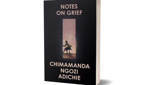 image buku Notes on Grief