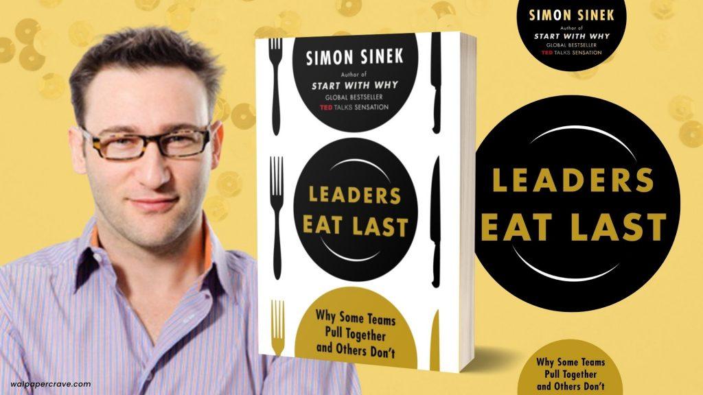 image: Simon Sinek's Leaders eat last