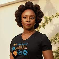 image : Chimamanda Ngozi Adichie