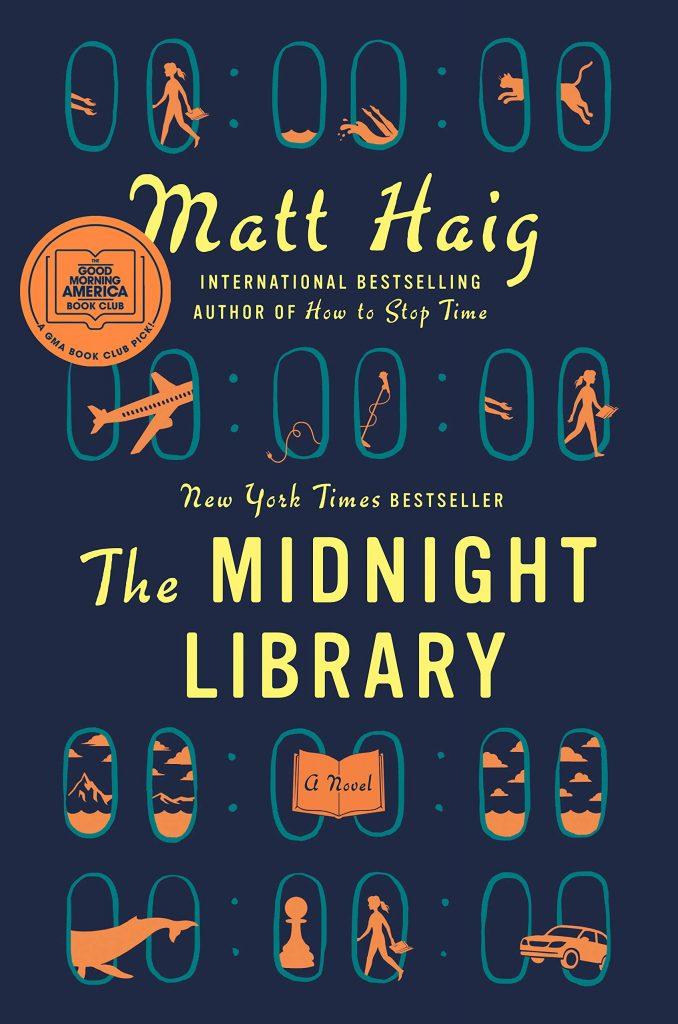 The Midnight Library, Rekomendasi Buku Terlaris Agustus