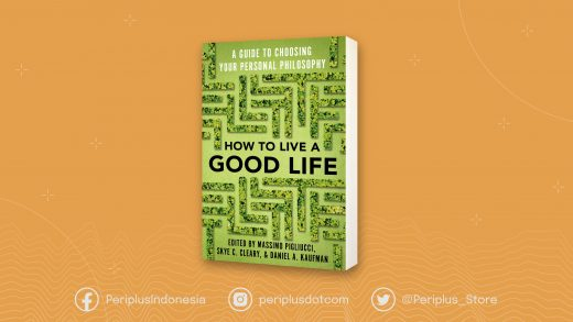 image: cover buku How To Live a Good Life