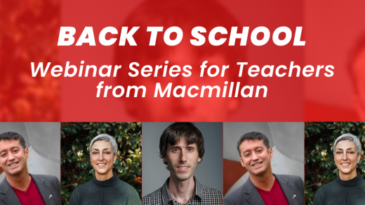 Back To School Macmillan