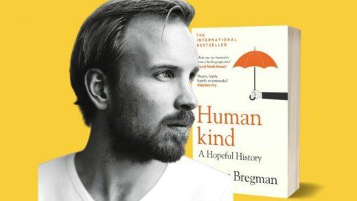 Rutger Bregman Humankind