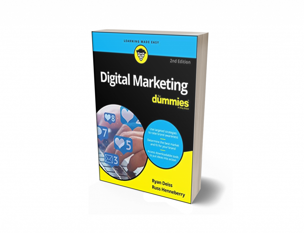 Image: Digital Marketing For Dummies