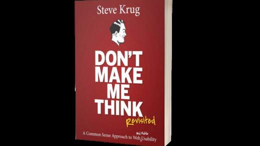 image: Don't Make Me Think