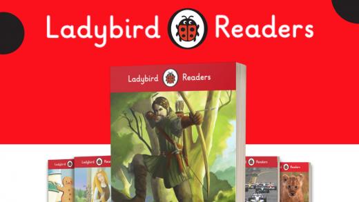 Periplus Ladybird Readers