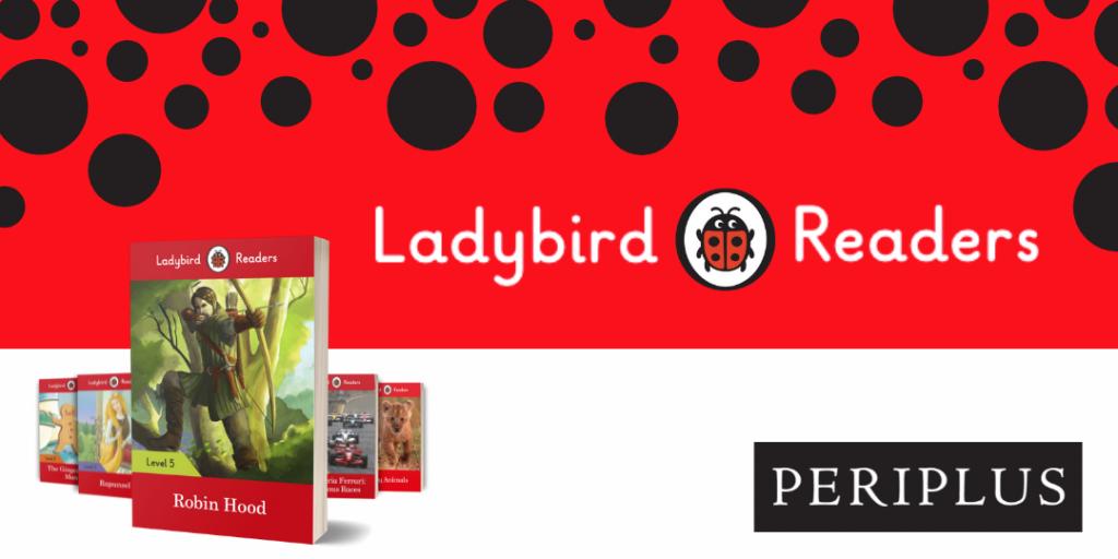 image : Periplus Ladybird Readers